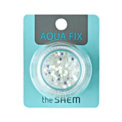 Дизайн ногтей The Saem Украшения для ногтей Aqua Fix Twinkle Fish 02 (Цвет 02 Jelly Fish variant_hex_name DDEAE1)