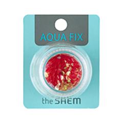 Дизайн ногтей The Saem Украшения для ногтей Aqua Fix Twinkle Fish 03 (Цвет 03 Blood Fin variant_hex_name AD2434)