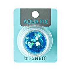 Дизайн ногтей The Saem Украшения для ногтей Aqua Fix Twinkle Fish 04 (Цвет 04 Blue Tang variant_hex_name 0DC2ED) aqua nl ultra white fish белая рыба 100m 0 18mm 3 8kg