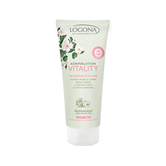 Лосьон для тела Logona Vitality Body Lotion Wild Rose  Grape (Объем 200 мл)
