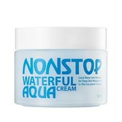 Крем Mizon Nonstop Waterful Cream (Объем 50 мл) mizon enjoy fresh on time revital lime hand cream крем для рук с экстрактом лайма 50 мл