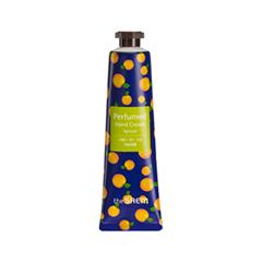 Крем для рук The Saem Парфюмированный крем Perfumed Hand Cream Apricot (Объем 30 мл) защитный крем для лица the saem anti dust defence cream