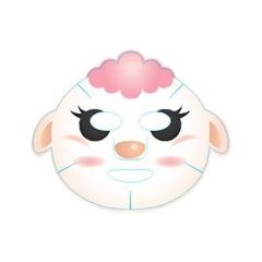 Тканевая маска The Saem Zoo Park Brightening Lamb (Объем 25 мл) шампунь the saem artist aeyang by the saem voluming shampoo 500 мл