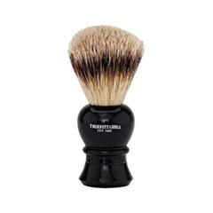 Помазки Truefitt&Hill Faux Ebony Super Badger Shave Brush Regency (Цвет Faux Ebony variant_hex_name 171516)