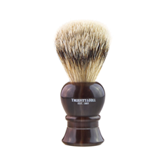 Помазки Truefitt&Hill Faux Horn Super Badger Shave Brush Regency (Цвет Faux Horn variant_hex_name 84511C)