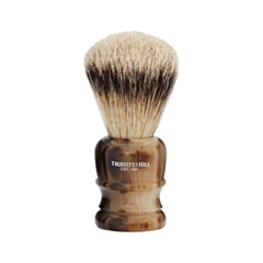������� Truefitt&Hill Faux Horn Super Badger Shave Brush Wellington (���� Faux Horn)