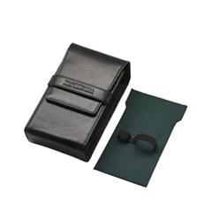 ������ Truefitt&Hill ������ ��� ������ � ������� Razor and Brush Travel Set Holder Black (���� Black)