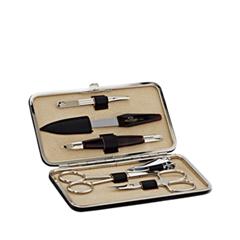 Инструменты для маникюра и педикюра TruefittHill Набор Large 6 Piece Manicure Set Black (Цвет Black variant_hex_name 141416)