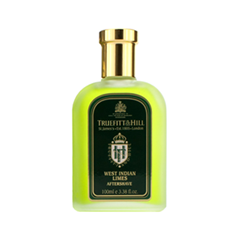 После бритья Truefitt&Hill Лосьон West Indian Limes Aftershave Splash (Объем 100 мл) бритье truefitt
