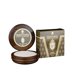 Для бритья TruefittHill Люкс-мыло Luxury Shaving Soap In Wooden Bowl (Объем 99 г)
