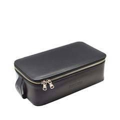 Косметички Truefitt&Hill Regency Box Bag Black (Цвет Black variant_hex_name 131217)