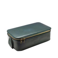 Косметички Truefitt&Hill Regency Box Bag Green (Цвет Green variant_hex_name 203009)