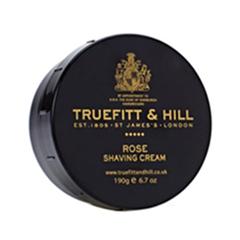 Для бритья TruefittHill Rose Shaving Cream (Объем 190 г)