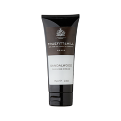 Для бритья Truefitt&Hill Sandalwood Shaving Cream (Объем 75 г) стайлинг truefitt