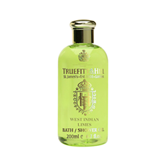 Гель для душа Truefitt&Hill West Indian Limes Bath & Shower Gel (Объем 200 мл) стайлинг truefitt