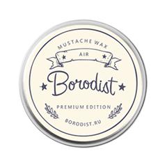 Борода и усы Borodist Воск для усов Premium Air (Объем 13 г)