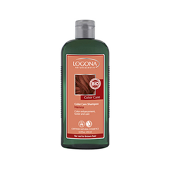 Шампунь Logona Color Care Shampoo Henna (Объем 250 мл)