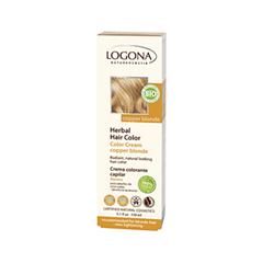 ������ ��� ����� Logona Color Cream Copper Blonde (���� Copper Blond)