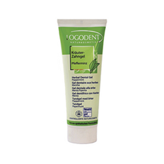 ������ ����� Logona Herbal Dental Gel Peppermint (����� 75 ��)