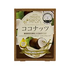 Тканевая маска Japan Gals Набор масок с экстрактом кокоса 7 шт.