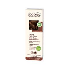 Краска для волос Logona Color Cream Nougat Brown (Цвет Nougat Brown variant_hex_name 814334)