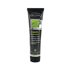 Для бритья Logona mann Shaving Cream (Объем 75 мл)