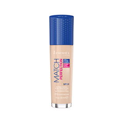 ��������� ������ Rimmel Match Perfection 010 (���� 010 Light Porcelain)