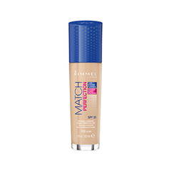 ��������� ������ Rimmel Match Perfection 100 (���� 100 Ivory)