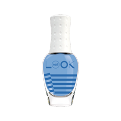 Лак для ногтей nailLOOK Nautical 31423 (Цвет Fair wind variant_hex_name 7AA7D4) лаки для ногтей naillook лак для ногтей cashmere 32307 poncho 8 5 мл