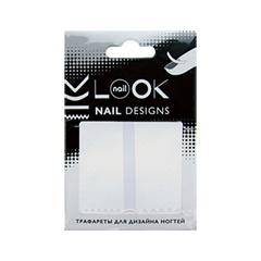 Дизайн ногтей nailLOOK Трафарет Tip Guides