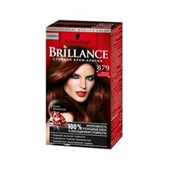 Краска для волос Schwarzkopf Brillance 879 (Цвет 879 Чарующий черно-красный variant_hex_name 361A0F)