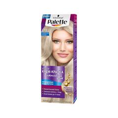 Краска для волос Schwarzkopf Palette C10 (Цвет C10 Серебристый блондин)