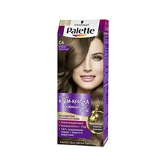 Краска для волос Schwarzkopf Palette C6 (Цвет C6 Холодный средне-русый)