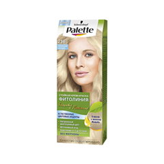 Краска для волос Schwarzkopf Palette Фитолиния 218 (Цвет 218 Пепельный блондин variant_hex_name E8DECE)