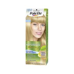 Краска для волос Schwarzkopf Palette Фитолиния 254 (Цвет 254 Бежевый блондин)