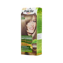 Краска для волос Schwarzkopf Palette Фитолиния 300 (Цвет 300 Светло-русый variant_hex_name BDAB8D)