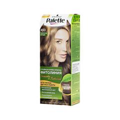 Краска для волос Schwarzkopf Palette Фитолиния 460 (Цвет 460 Золотистый блондин variant_hex_name 5F3B1C)