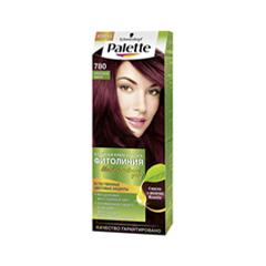 Краска для волос Schwarzkopf Palette Фитолиния 780 (Цвет 780 Красное вино variant_hex_name 8D2F4A)