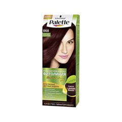 Краска для волос Schwarzkopf Palette Фитолиния 868 (Цвет 868 Шоколадно-каштановый variant_hex_name 723236)