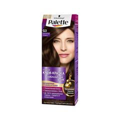 Краска для волос Schwarzkopf Palette G3 (Цвет G3 Золотистый трюфель)