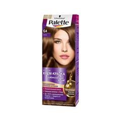 Краска для волос Schwarzkopf Palette G4 (Цвет G4 Какао)
