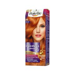 Краска для волос Schwarzkopf Palette K8 (Цвет K8 Светлый медный variant_hex_name C27338)