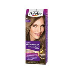 Краска для волос Schwarzkopf Palette N6 (Цвет N6 Средне-русый)