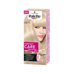 Перманентное окрашивание Schwarzkopf Palette Perfect Care 218 (Цвет 218 Холодный Блонд variant_hex_name D6C3A9)