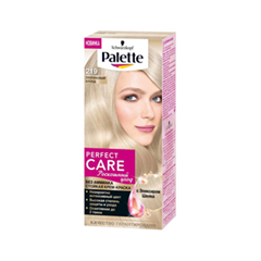 Palette Perfect Care 219 (Цвет 219 Платиновый Блонд variant_hex_name D4C2A9)