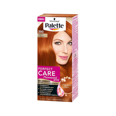 Palette Perfect Care 390 (Цвет 390 Светло-медный variant_hex_name CC6C2B)