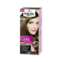 Palette Perfect Care 500 (Цвет 500 Темно-русый variant_hex_name 55402B)
