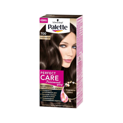 Palette Perfect Care 700 (Цвет 700 Каштановый variant_hex_name 3A2A1A)