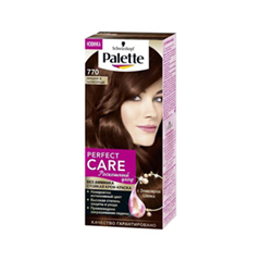 Palette Perfect Care 770 (Цвет 770 Вишня в шоколаде variant_hex_name 77412E)