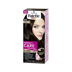 Краска для волос Schwarzkopf Palette Perfect Care 800 (Цвет 800 Горький шоколад variant_hex_name 30251B)